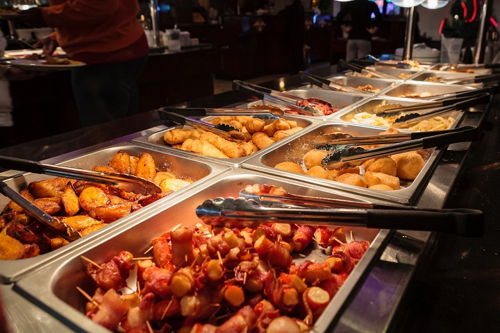 buffet Please come back later  please come back later.